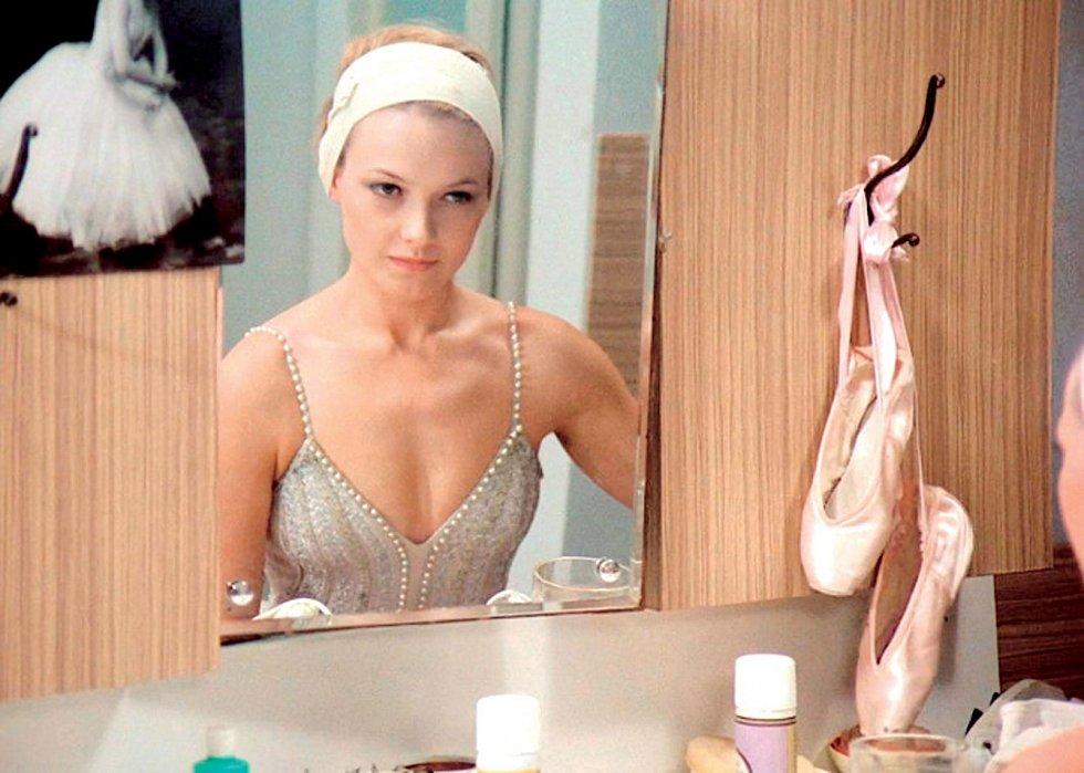 V roce 1977 okouzlila televizní diváky coby půvabná baletka Anna v komedii Jak vytrhnout velrybě stoličku.