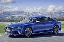 Audi RS 7 Sportback performance.