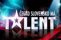 Česko Slovensko má talent, logo soutěže