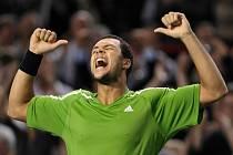 Francouz Jo-Wilfried Tsonga může získat svůj první titul na turnaji Série Masters.