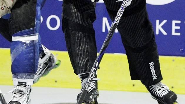 Ilustrační foto - in-line hokej.