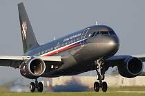 Airbus A319 ve službách české vlády