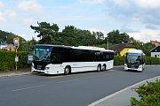 Již dva roky díky dotaci z fondů EU přispívají elektrické autobusy veřejné dopravy průmyslovému Třinci ke zlepšení životního prostředí.