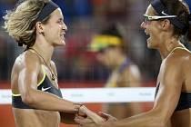 Německé beachvolejbalistky Ludwigová a Walkenhorstová vyhrály OH