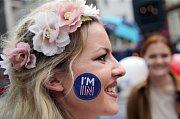 Británie žije referendem o Evropské unii