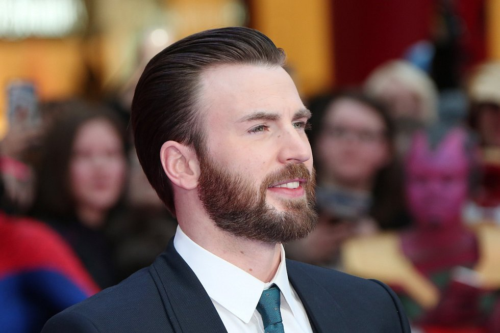 Herec Chris Evans.
