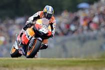 V MotoGP vyhrál Velkou cenu České republiky 2012 Dani Pedrosa.