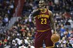 LeBron James z Clevelandu.