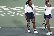 Serena a Venus Williamsovy.