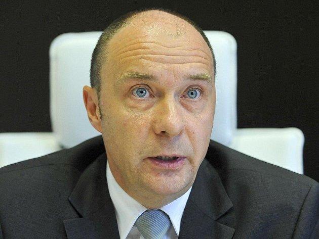 Bývalý náměstek Vrchního státního zastupitelství Libor Grygárek.