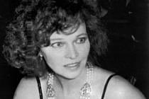 Italská herečka Laura Antonelliová. 6.5.1991.