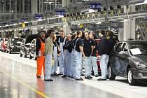 Závod Hyundai v Nošovicích