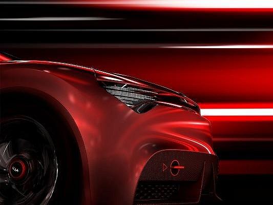 Nový koncept automobilky Kia