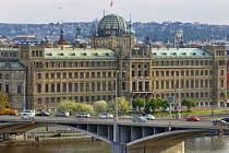 budova Ministerstva průmyslu a obchodu ČR v Praze