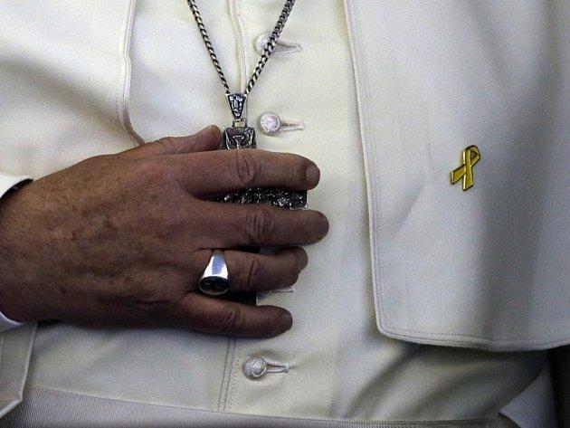 Papež František. Ilustrační foto.