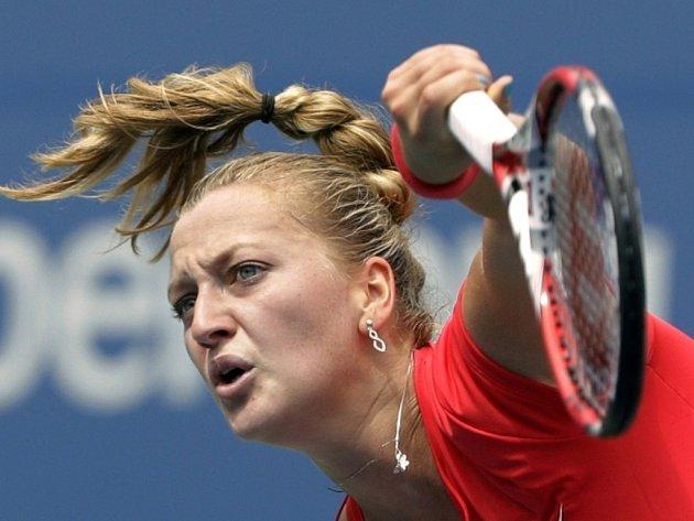 Tenistka Petra Kvitová.
