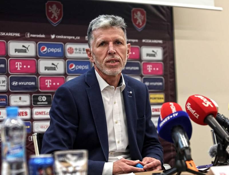 Trenér České fotbalové reprezentace Jaroslav Šilhavý odtajnil svou první nominaci na TK na FAČR 3.října.