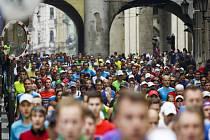 Pražský půlmaraton 2014.