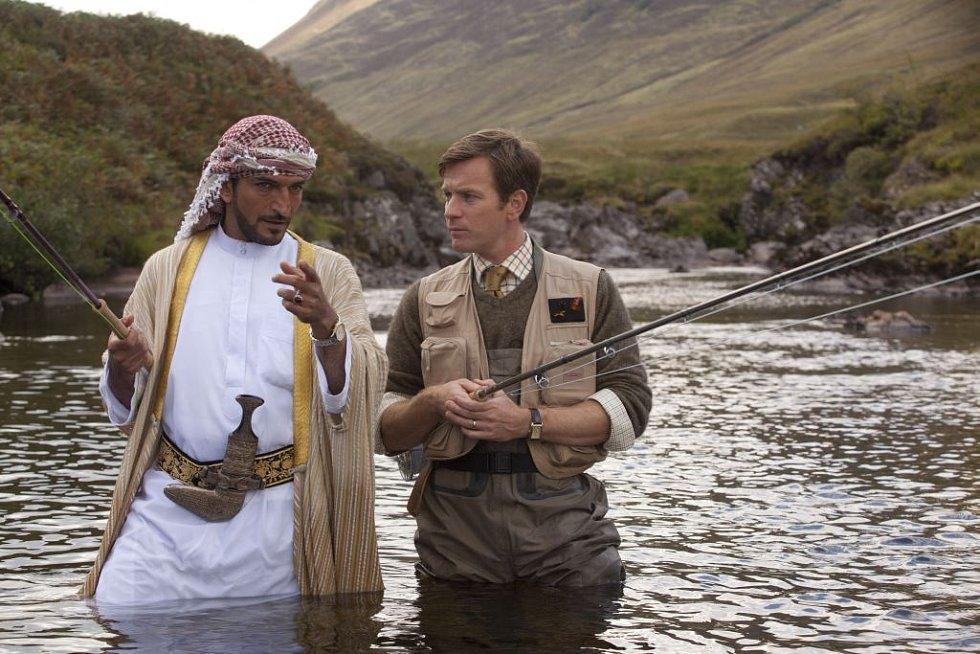 LOSOSI V JEMENU: Sheikh Muhammed, Ewan McGregor