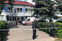 Základní škola ve slovenské obci Vrútky