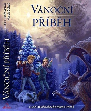 Agentura a vydavatelství Alfedus přichází snovou knížkou pro celou rodinu snázvem Vánoční příběh. Jde odobrodružný fantasy příběh pro děti idospělé, který si pohrává svizí tradičních vánočních atributů.