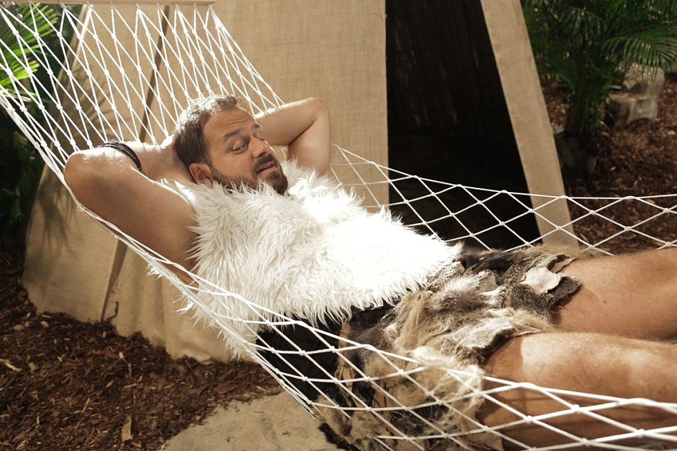 Z videoklipu Dřevo