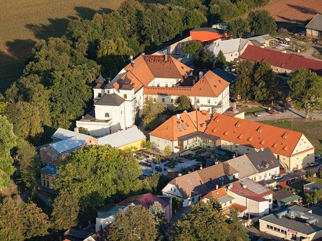 Barokní areál Žireč
