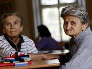 Alzheimerova choroba postihne průměrně každého 20. člověka staršího 65 let, přičemž má na svědomí zhruba polovinu všech případů stařecké demence. (Ilustrační snímek)