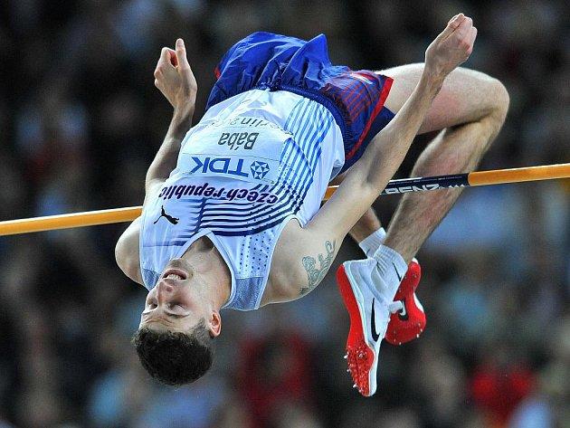 Výškař Jaroslav Bába si pro medaili nevyskočil. Skončil pátý.