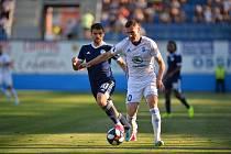 Úvodní utkání 2. předkola fotbalové Evropské ligy: FK Mladá Boleslav - Ordabasy Šymkent