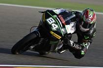 Jakub Kornfeil v Grand Prix Aragonie.