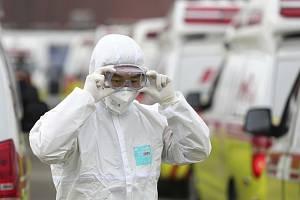 Ochranná opatření kvůli nebezpečnému koronaviru