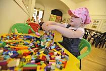 Stavebnice lego - ilustrační foto