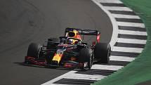 Jezdec stáje Red Bull Max Verstappen z Nizozemska.