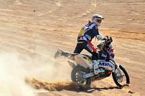 Marc Coma na Rallye Dakar 2012.