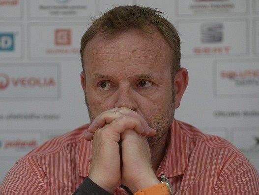 Tomáš Dvořák, šéftrenér české výpravy