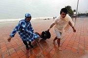 Tajfun Damrey ve Vietnamu zabil už 49 lidí