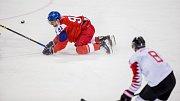 Čeští hokejisté prohráli s Kanadou. Zůstala jen hořkost.