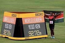 Šampion s kaňkou? Oštěpař Julius Yego k překvapení mnohých ovládl MS v Pekingu, ale teď se musí bát. Keňa je podezřelá ze systematického dopingu