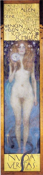 Gustav Klimt: Nahá pravda