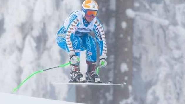 Švédská lyžařská legenda Anja Pärsonová.