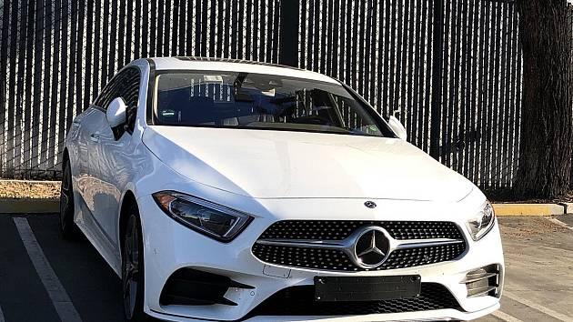 Mercedes-Benz C257