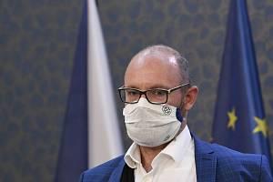 Ministr školství Robert Plaga (ANO)