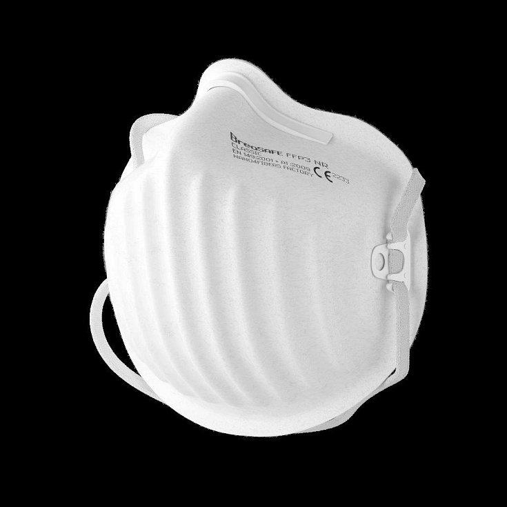 I když na trhu je dnes několik druhů respirátoru FFP3, neobsahují nanovlákno. Sním nyní přišel až Pardam a díky tomu se obejde bez výdechového ventilu. Tím lépe chrání uživatele a jeho okolí.