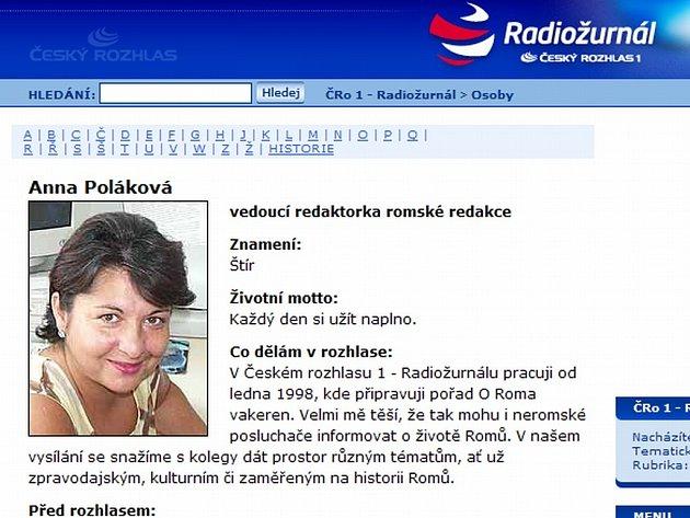 Redaktorka Anna Poláková odešla s celou rodinou do Kanady