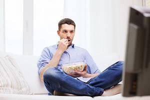 Popcorn. Oblíbená pochoutka v kině i doma při televizi.