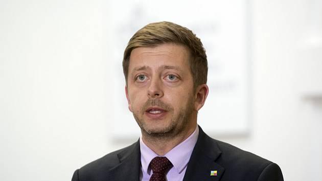 Předseda hnutí STAN Vít Rakušan