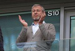 Ruský miliardář a majitel fotbalového klubu Chelsea Roman Abramovič
