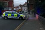 Policisté zasahovali u restaurace v Salisbury