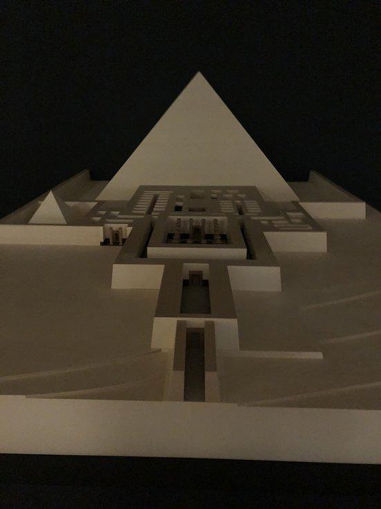 Cílem unikátní výstavy, která stála 49 milionů korun, je přiblížit život starověkých Egypťanů co nejširší veřejnosti.
